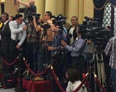 Informe revela ataques a la libertad de prensa en Guatemala, acoso a periodistas y escaso acceso a información