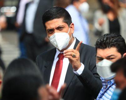 La CSJ acepta la petición del MP en caso Libramiento Chimaltenango y hay vía libre para investigar a Mynor Moto