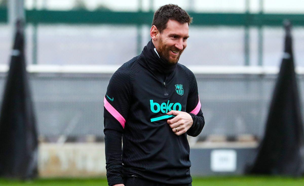 El Barcelona, con Messi desatado, recibe al PSG en los octavos de final de la Champions League