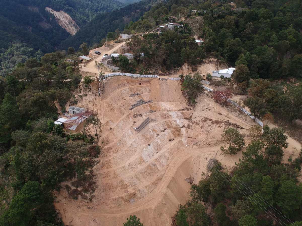 Mina ilegal en Chiquimula es motivo de conflictos que podrían agravarse
