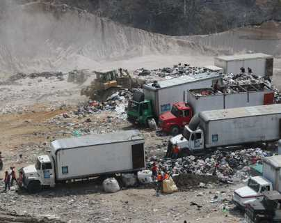 Ejecutivo anuncia por segunda vez el cierre técnico del basurero de Amsa