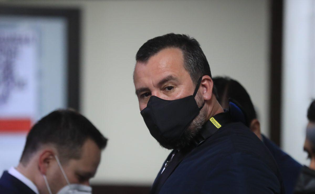 Alejandro Sinibaldi queda ligado por lavado en caso Transurbano