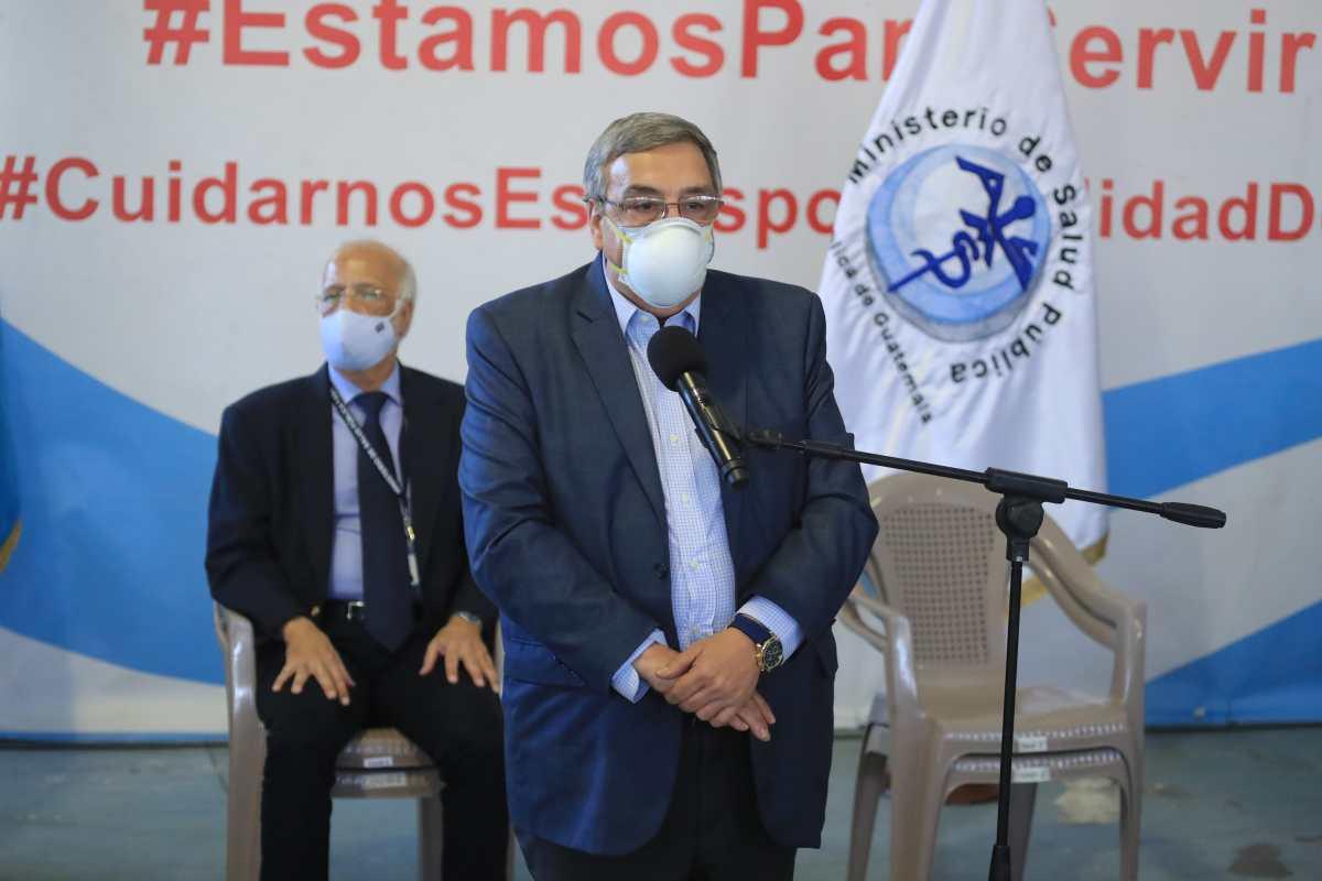 Francisco Coma: Tenemos problemas de abastecimiento en un grupo de medicamentos