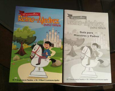 Guatemaltecos promueven la cultura del ajedrez en niños