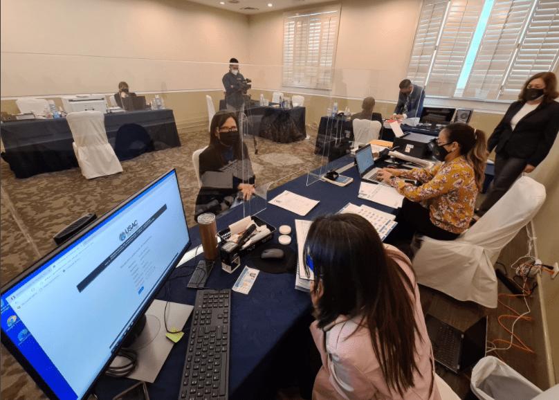 Usac recibe expedientes de 19 abogados que aspiran llegar a la CC para el periodo 2021-2026