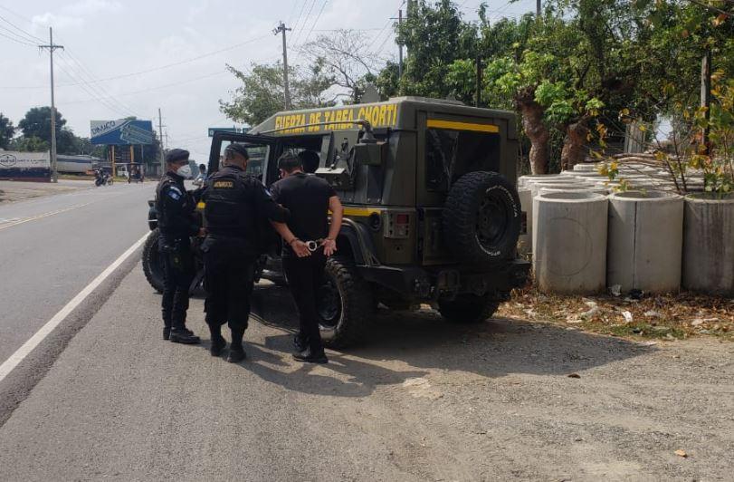 """Detienen a """"el Charo"""", un supuesto narcotraficante guatemalteco que es solicitado en extradición por Estados Unidos"""
