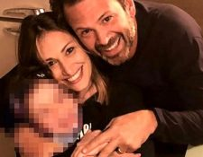 Valeria Coletta y Fabrizio Martino Marchi murieron de forma accidental en Italia. (Foto Prensa Libre: Tomada de ABC.es)