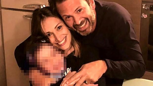 Tragedia en Italia: una pareja cae al vacío delante de su hija de 5 años por un resbalón durante un paseo