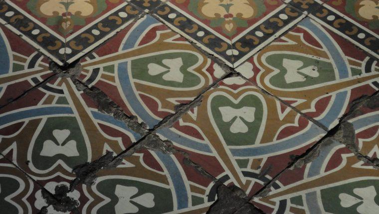 Los colores y formas responden a la moda estilística del momento, inicialmente neoclásica. (Foto Prensa Libre: cortesía Dirección del Centro Histórico, Municipalidad de Guatemala).