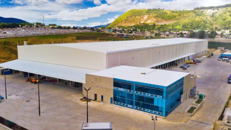 El anuncio de una inversión de US$70 millones de Pepsico para una nueva planta en Villa Nueva, en la industria agroalimentaria, fue de los movimientos relevantes del 2020. (Foto Prensa Libre: Hemeroteca)