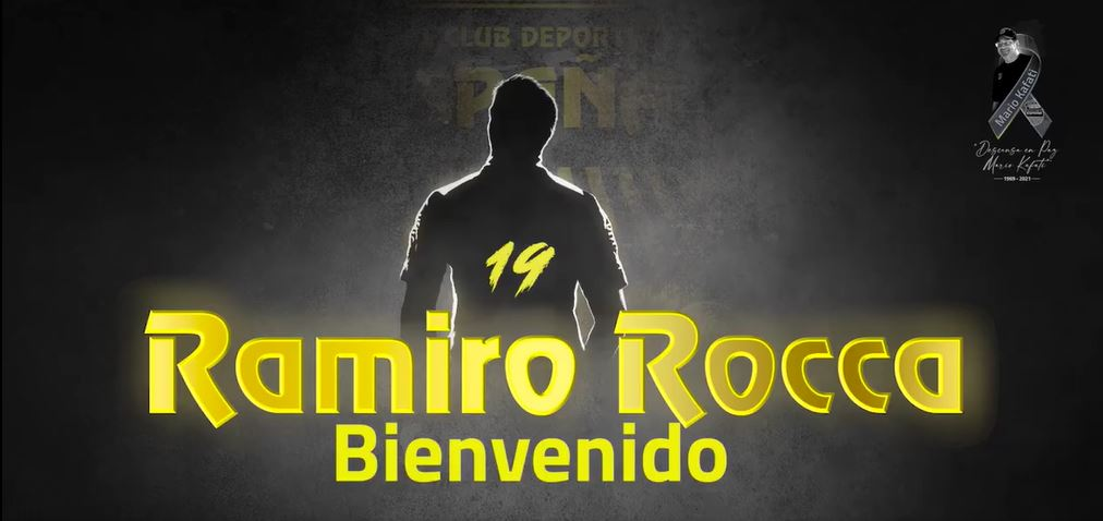 Real España, ahora sí, confirma a Ramiro Rocca para el Clausura 2021 en Honduras