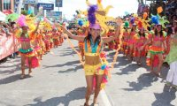 El Carnaval de Mazatenango es uno de los eventos más importantes del suroccidente. (Foto: Hemeroteca PL)