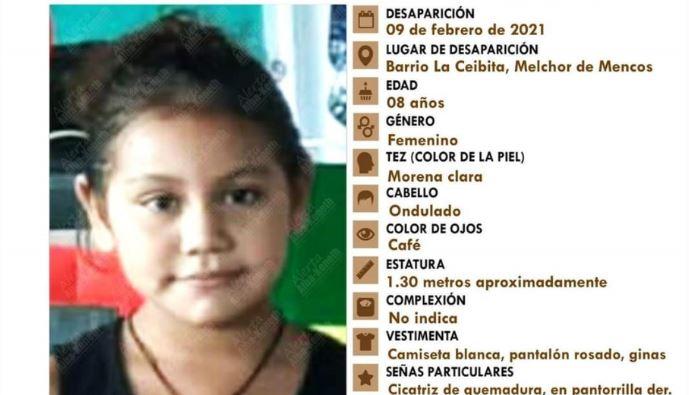 Sharon Figueroa: Inacif revela causa de la muerte de la niña que fue localizada en Petén