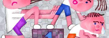 La psicología detrás de la rivalidad entre hermanos