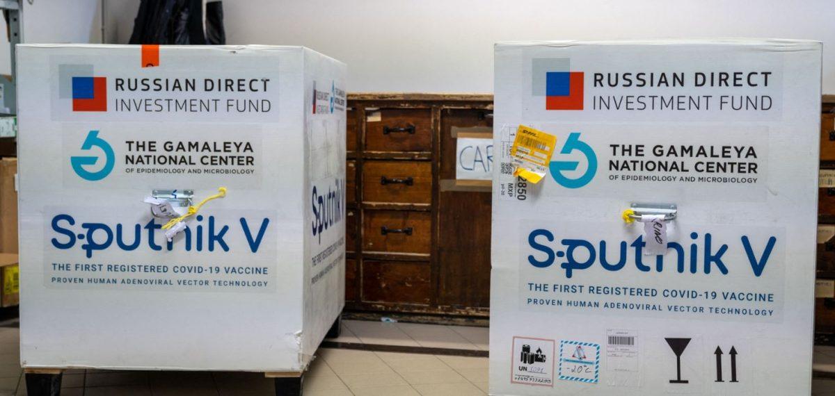 Guatemala aprueba la vacuna rusa Sputnik V contra el covid-19