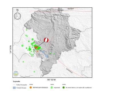 Cuál sería la razón por la que han ocurrido casi 82 temblores en las últimas 24 horas en Guatemala