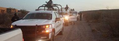 Personal del Instituto Nacional de Migración es investigado por la masacre en Tamaulipas. (Foto Prensa Libre: INM)