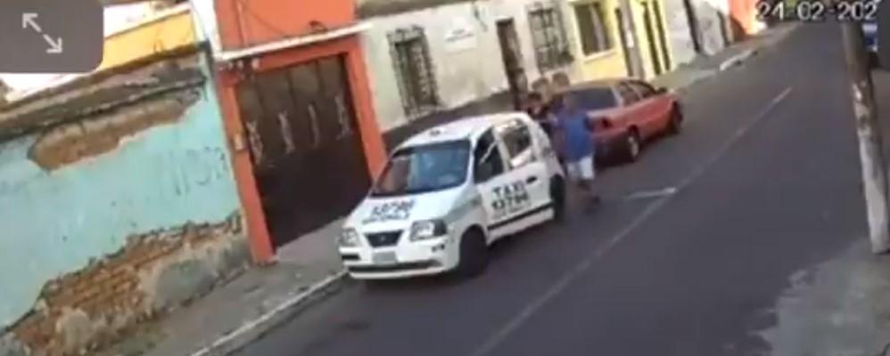 MP investiga caso de joven que fue violentada sexualmente y abandonada por un taxista en zona 7