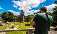 La Semana Santa ha sido época alta de turismo para el país, ahora esperan recuperar un poco de las cifras pérdidas en el 2020 por la pandemia. (Foto, Prensa Libre: Hemeroteca PL).