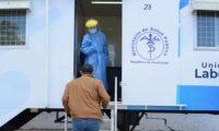 Personal médico sería el primero en recibir la vacuna contra el coronavirus en Guatemala. (Foto Prensa Libre: Ministerio de Salud)