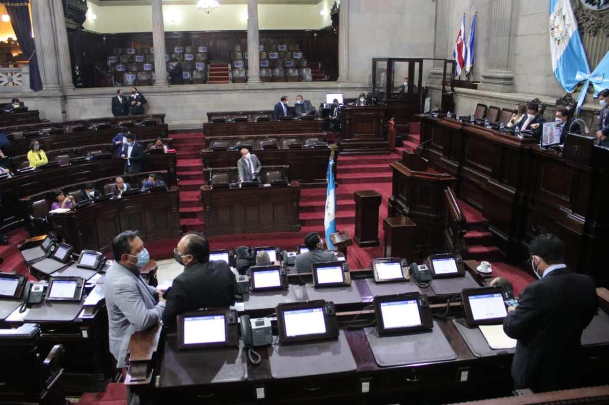 Candidatos del Congreso prometen no politizar la Corte de Constitucionalidad