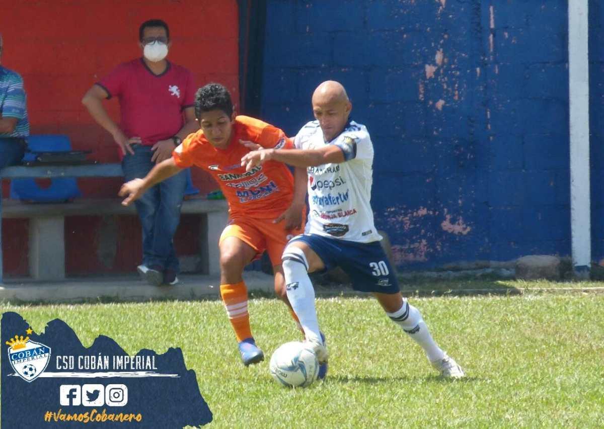 Achuapa supera a Cobán Imperial y festeja sus primeros tres puntos