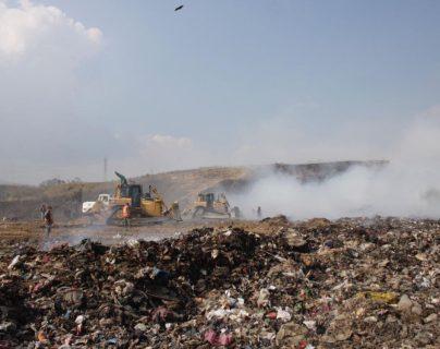 Gobernador habla del cierre técnico del basurero de AMSA (acción que está demorada desde 2020)