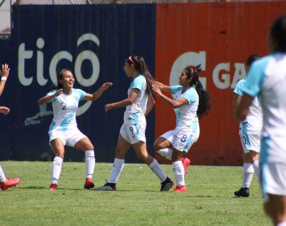 Guatemala derrota a Panamá: el espectacular golazo de Andrea Álvarez y la brutal entrada sobre la portera nacional