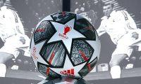 Este es el balón que se utilizará desde los octavos de final de la Champions League. Foto Prensa Libre: Twitter Champions League