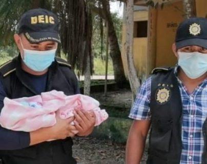 Juzgado otorga medida sustitutiva a dos detenidos por caso secuestro de una recién nacida en Petén