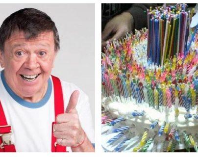 Admiradores de Chabelo saturan de memes la redes sociales con bromas relacionadas con su cumpleaños. (Foto Prensa Libre: Hemeroteca PL)