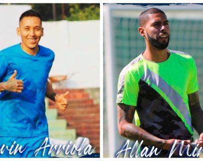 Kevin Arriola y Allan Miranda se unen a Cobán Imperial para el torneo Clausura 2021