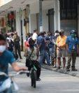 La capital de Guatemala se mantendrá en color naranja del semáforo. (Foto: Hemeroteca PL)