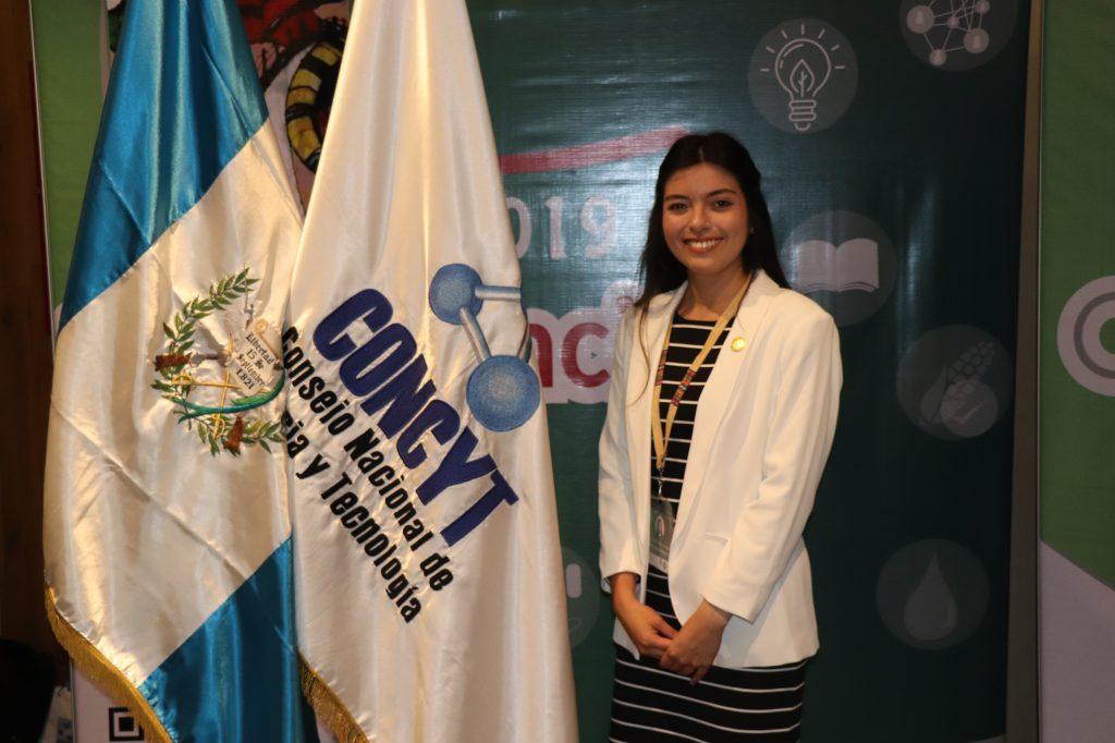 Cristina Domínguez estudia un doctorado en energía en Zúrich, Suiza.