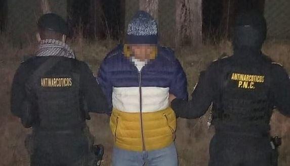El Duke, el supuesto narcotraficante que fue detenido en Quetzaltenango y es pedido en extradición por Estados Unidos