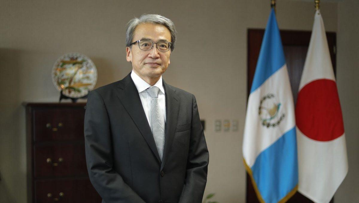 """""""Los jóvenes deben tener acceso a mejor educación y oportunidades para capacitarse"""": embajador de Japón"""