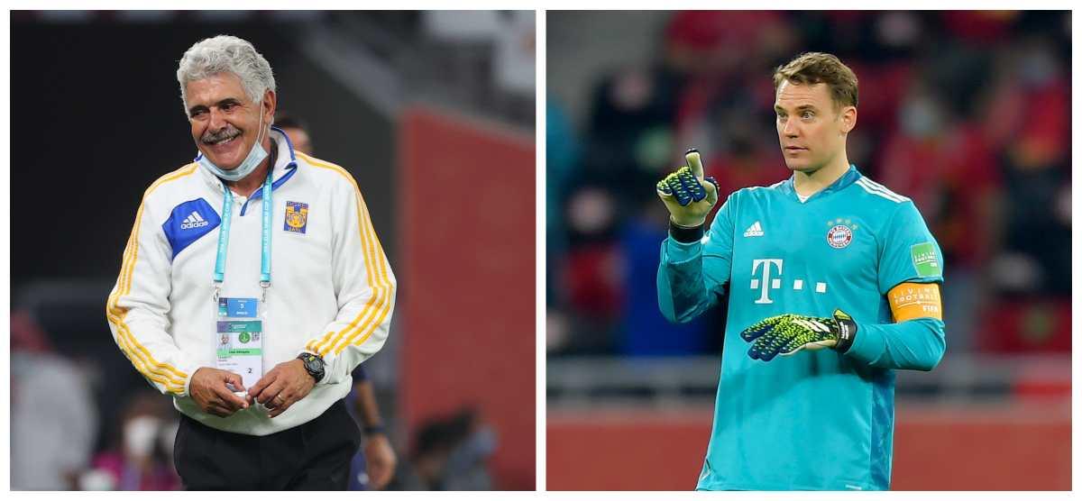 """Manuel Neuer confía en el ritmo de juego y """"el Tuca"""" Ferreti dice que no le importa no ser favorito"""