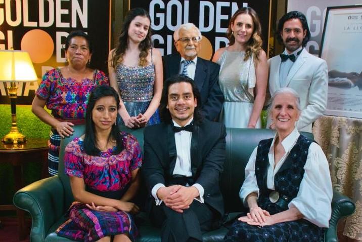 """Globos de Oro: Jayro Bustamante dedica """"La Llorona"""" a quienes siguen en la lucha y búsqueda de sus familiares desaparecidos"""