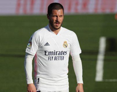 """Hazard sufre una nueva """"lesión muscular"""" y será baja por un mes"""
