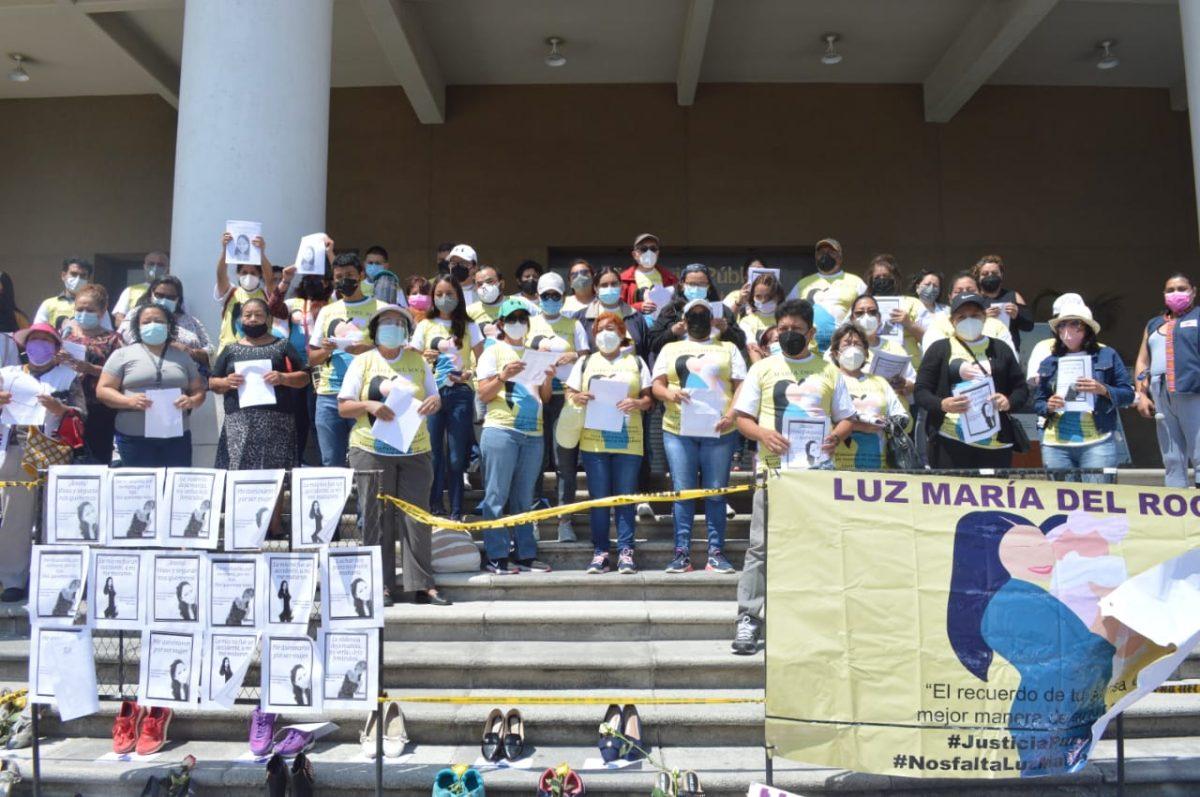 Muerte de Luz María del Rocío López: Familia y colectivos de mujeres piden justicia en casos de femicidio
