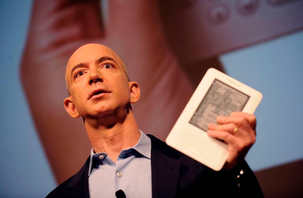 Jeff Bezos se retira: dejará de ser CEO de Amazon y cederá el puesto a Andy Jassy
