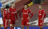 El Liverpool enfrentará al Leipzig en el regreso de la Champions League. (Foto Prensa Libre: EFE)