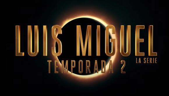 """Netflix confirma la fecha de estreno de la segunda temporada de """"Luis Miguel, la serie"""". (Foto Prensa Libre: Netflix)"""