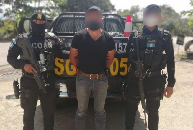 Van 10 guatemaltecos capturados por vínculos con el narcotráfico y que tienen pedido de extradición a Estados Unidos