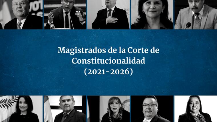 Corte de Constitucionalidad 2021-2026