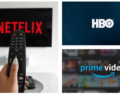 Netflix, HBO y Amazon Prime Video ya son dueñas del 25% del mercado televisivo mundial