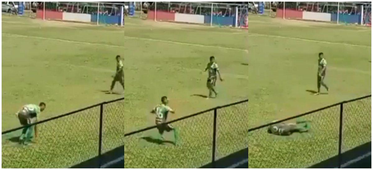 Desde México hasta España: Así reaccionaron al futbolista guatemalteco que fingió haber recibido una pedrada