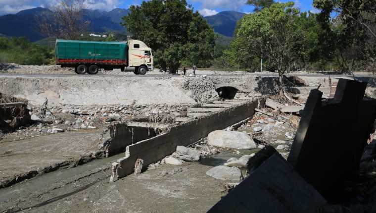 La Cepal criticó la gestión preventiva de la emergencia y señaló que la reconstrucción —tras el paso de Eta e Iota— no puede implementarse igual que como ha sido hasta la fecha. (Foto Prensa Libre: Hemeroteca)