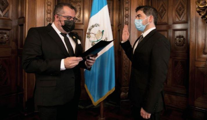 Ronaldo Estrada Rivera, exgerente financiero de Salud y actual viceministro del Deporte y la Recreación. (Foto: Hemeroteca PL)