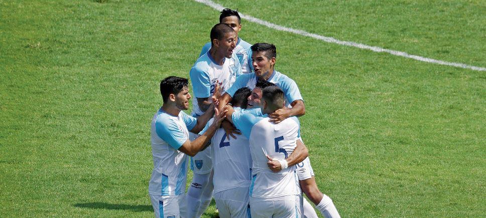 Kenderson Navarro recibe su primera convocatoria a la Selección de Guatemala de cara a la eliminatoria mundialista